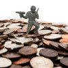Military versus wealth, what shapes a true superpower?