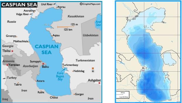 Caspian Basin