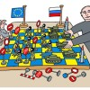Is Vladimir Putin pushing for conflict?
