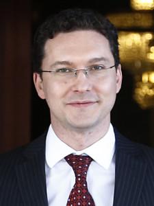 H.E. Daniel Mitov, Bulgarian Foreign Minister.