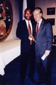 Special Assistant to Governor Pete Wilson of California