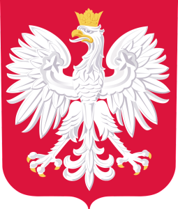 Coat of Arms of Poland.