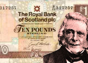 One Day Scotland will have Patrick Matthew on its £10 note