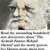 Darwin id proven to have lied about Matthew's influence on those who influenced him