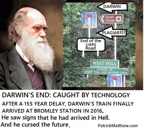 Darwin's Train