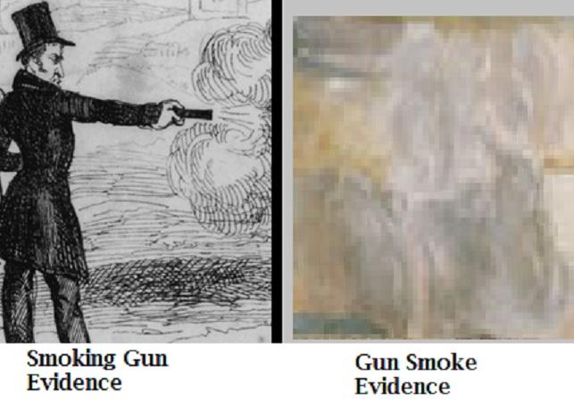 GunSmoke Evidence