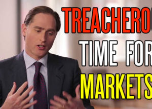 BlackStone Group Says The Market Is The Most Treacherous They Have Seen