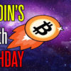 Bitcoin Soars On Its Eighth Birthday