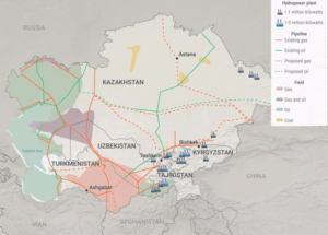 Risk of War in Asia