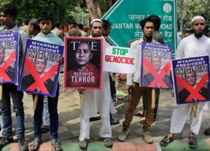 Rohingyas' Deportation