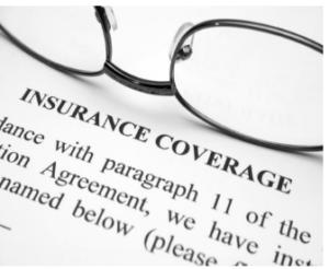 Insurance glasses