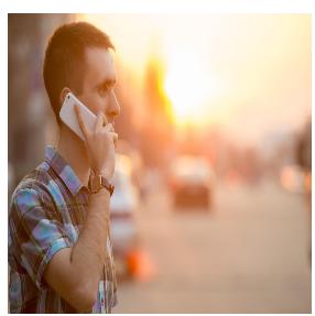 man call