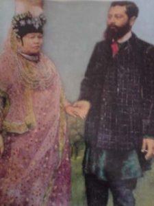 Kumar Narsingh and Rani